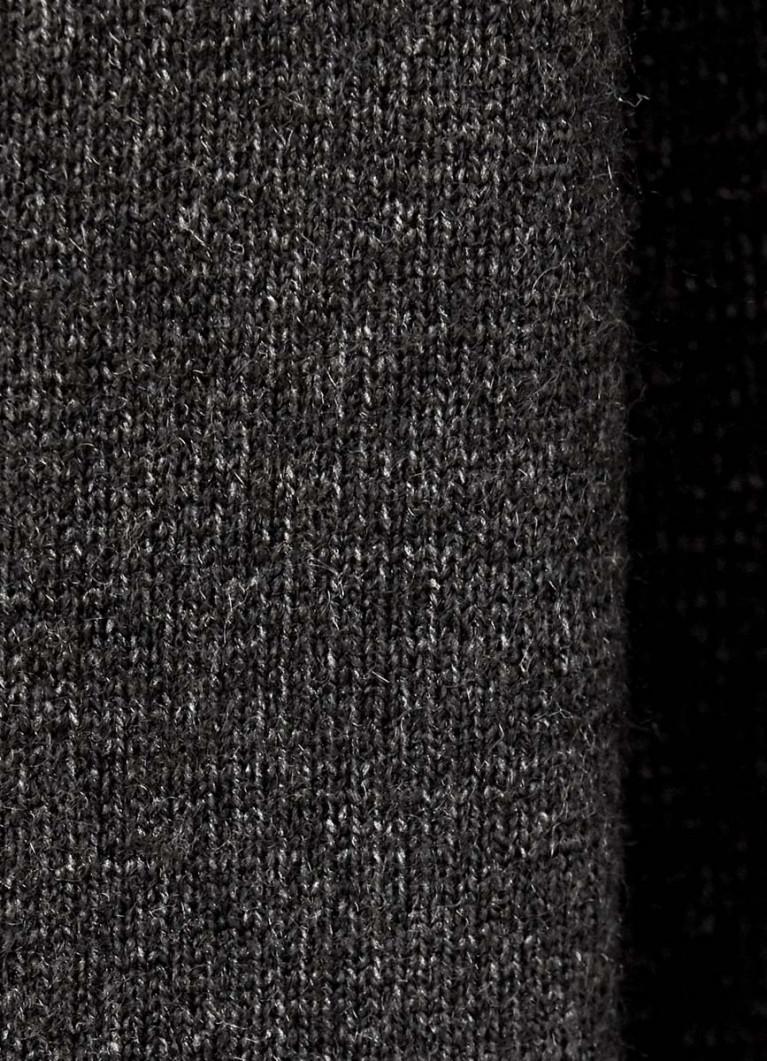 Кардиган плотной вязки