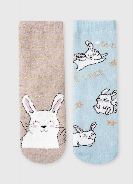 Комплект носков для девочек