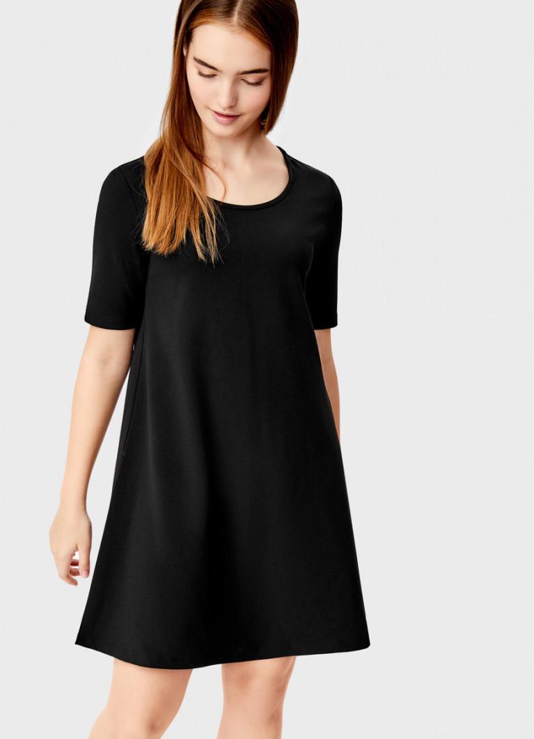 Свободное платье