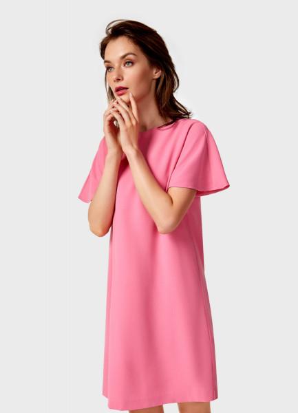 Платье из крепа фото