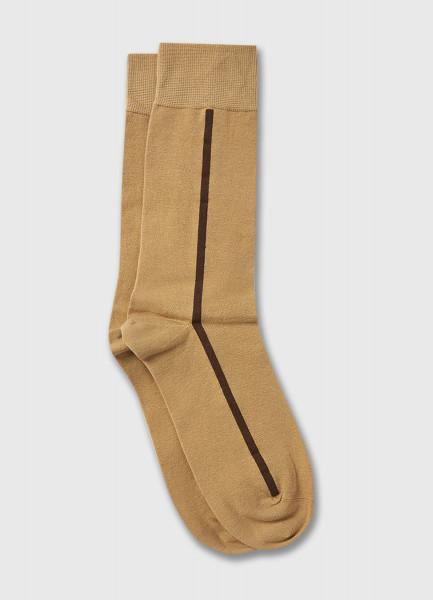 Носки с жаккардом фото