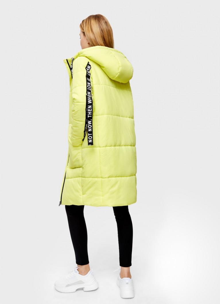 Пальто ультралайт с большими карманами