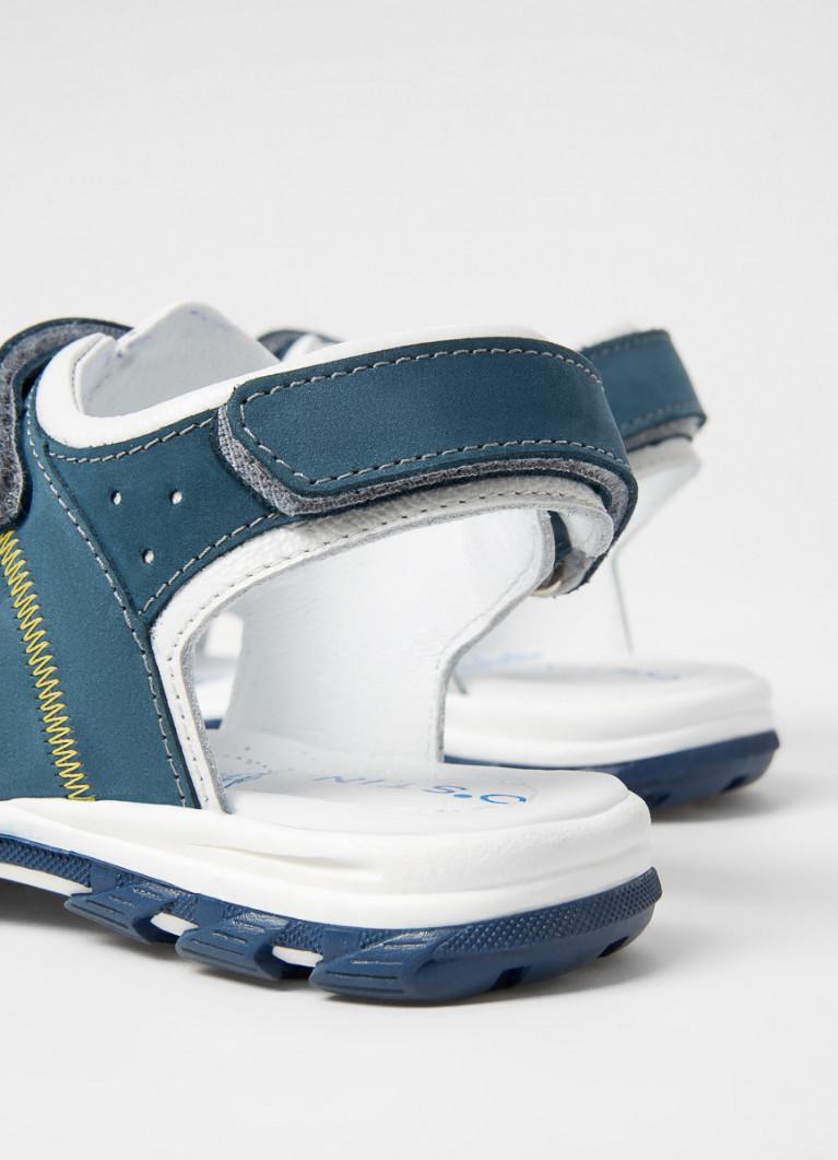 Кожаные сандалии для мальчиков