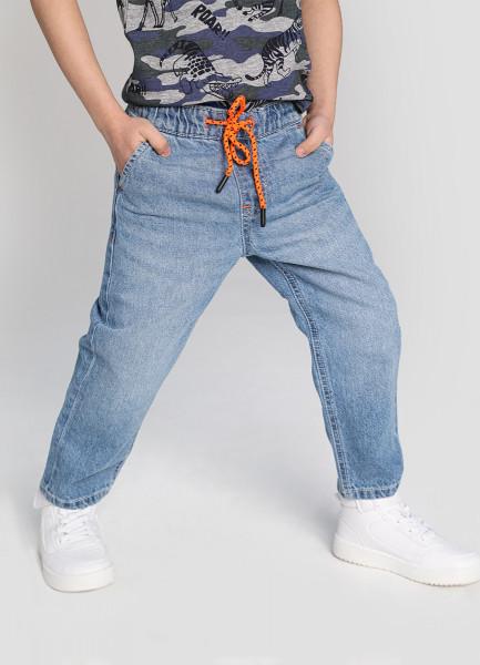Джинсы из лёгкого денима для мальчиков ostin джинсы для мальчиков