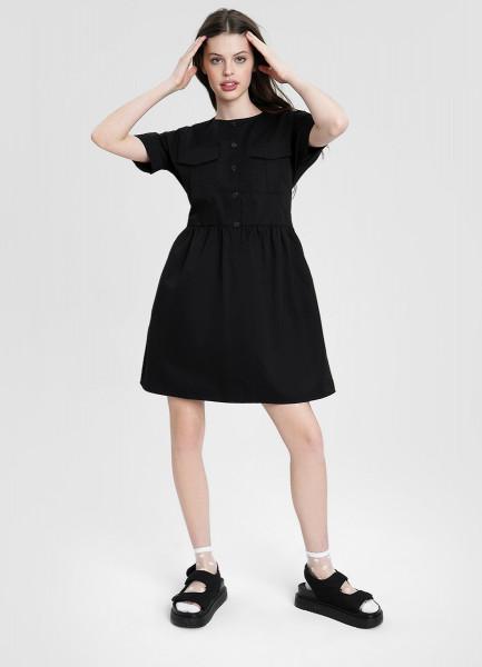 Платье из лёгкого хлопка