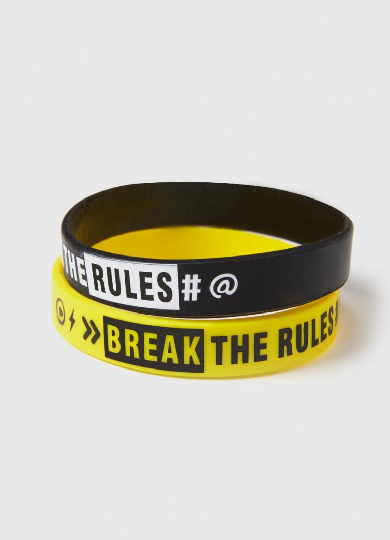 Комплект браслетов для мальчиков
