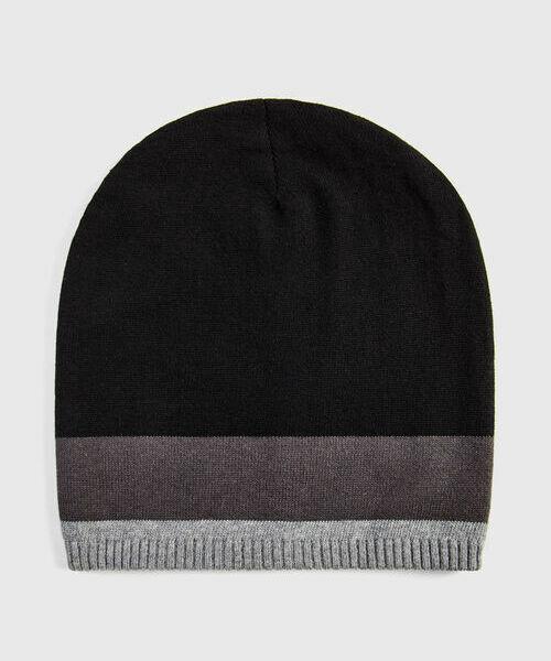 Шапка с полосками шапка replay aw4165 a07050 299
