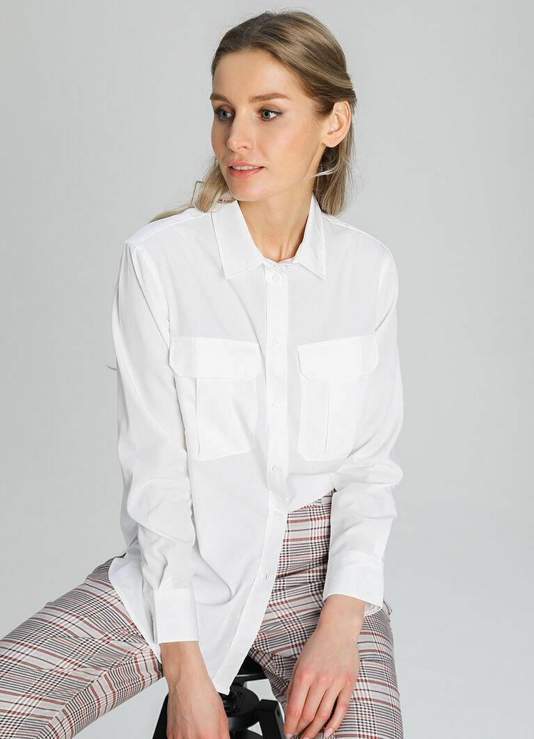 Рубашка из бамбука