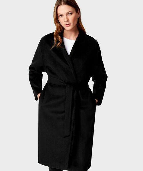 цена Пальто с содержанием шерсти онлайн в 2017 году