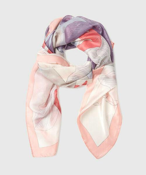 Шарф с принтом шарф dondup