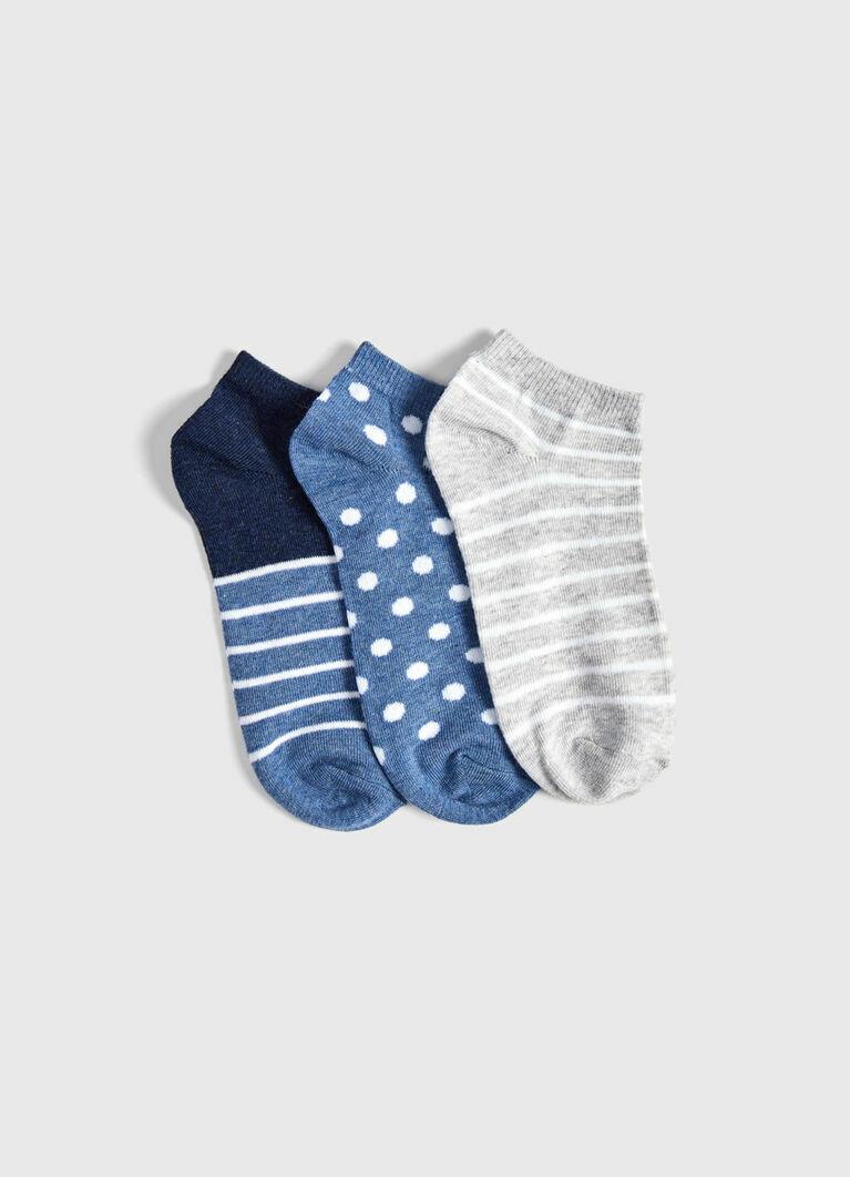 Денимные носки