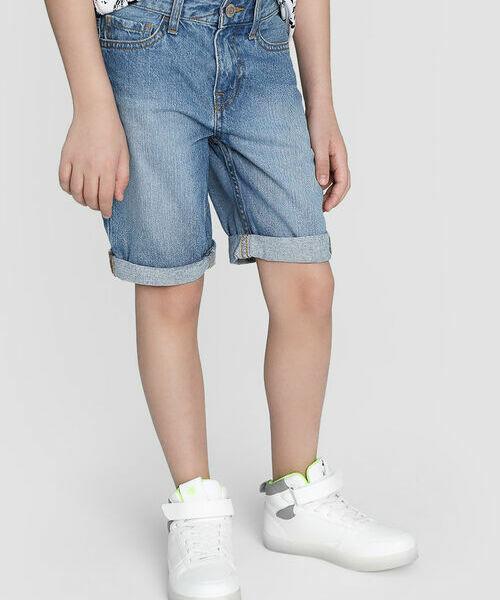 Джинсовые шорты для мальчиков шорты джинсовые celio celio ce007emeeza5