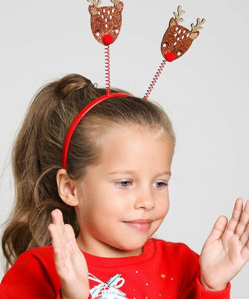 цены Ободок для волос для девочек