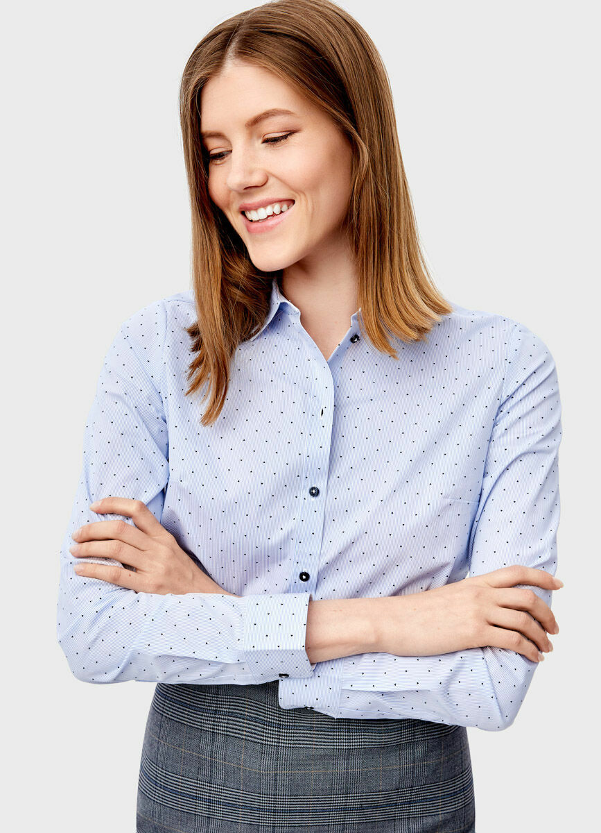 Рубашка из хлопка
