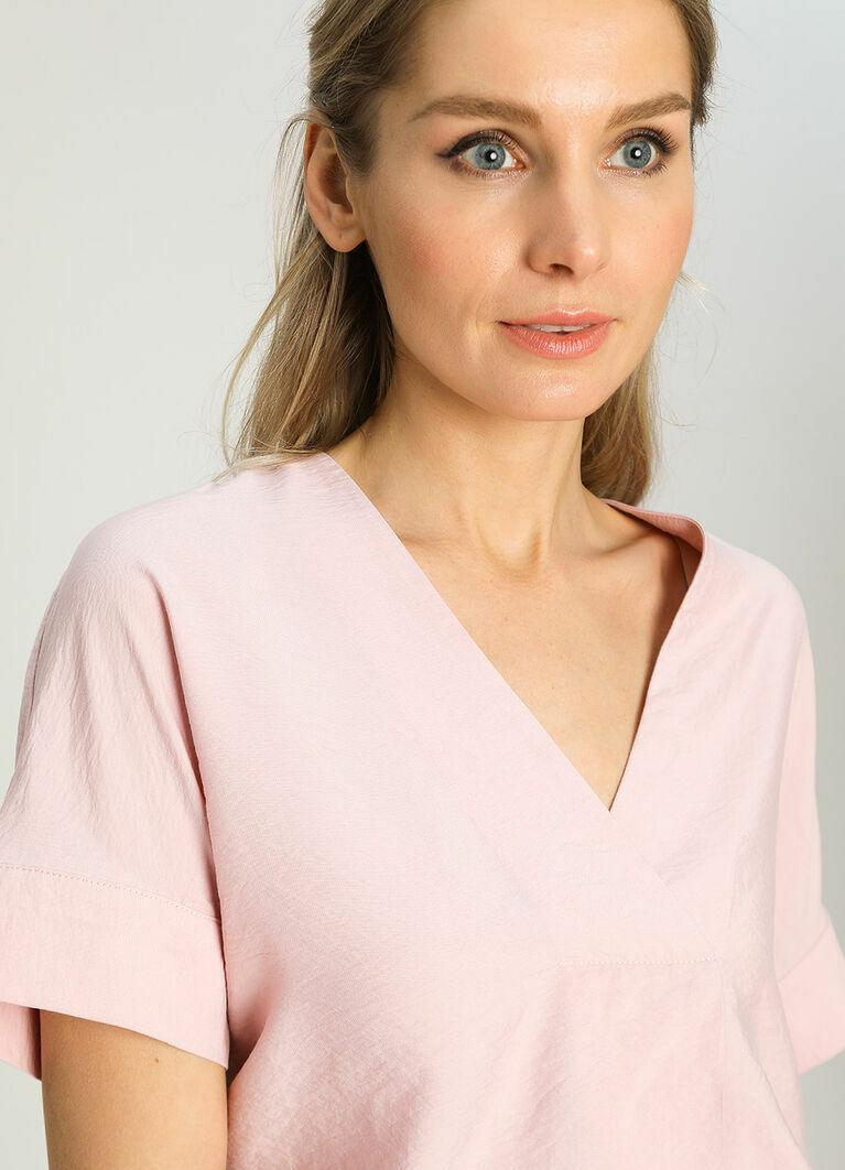 Блузка из вискозы
