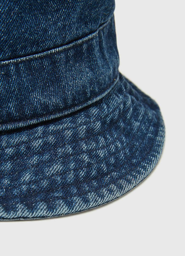 Панама из джинсы