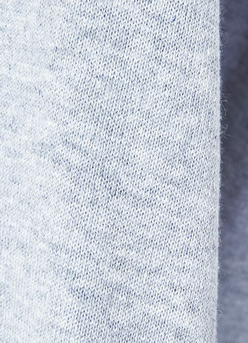 Джемпер с шерстью