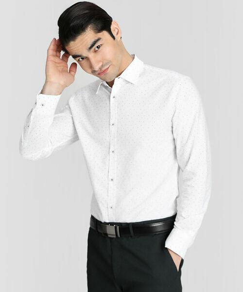 Фото - Принтованная рубашка из хлопка Oxford рубашка greg greg mp002xm05sgb