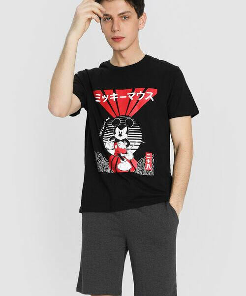 Пижама Mickey Mouse пижама tezenis tezenis mp002xw01itt