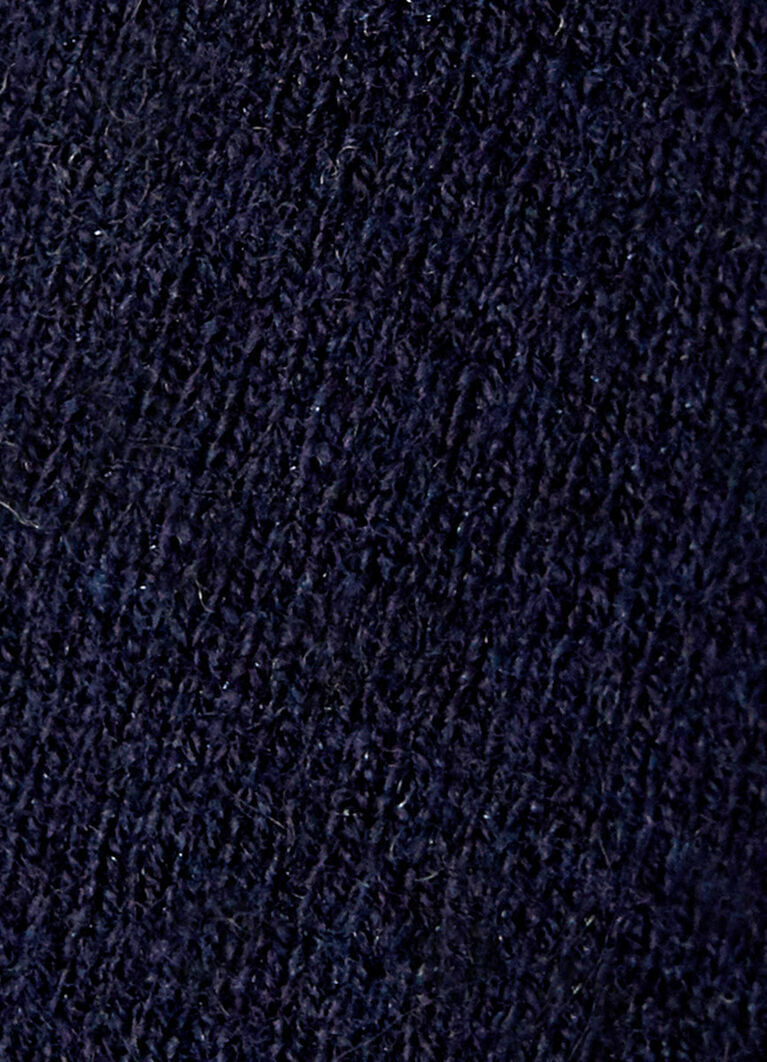 Кардиган двухсторонней вязки