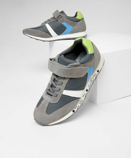 Кожаные кроссовки для мальчиков lazzeri кроссовки без шнурков