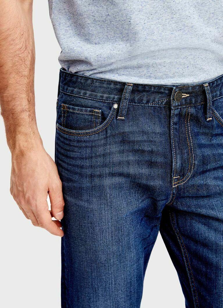 Базовые прямые джинсы