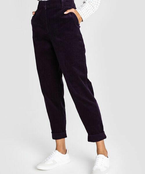 Вельветовые брюки на высокой талии утепленные вельветовые брюки мужские