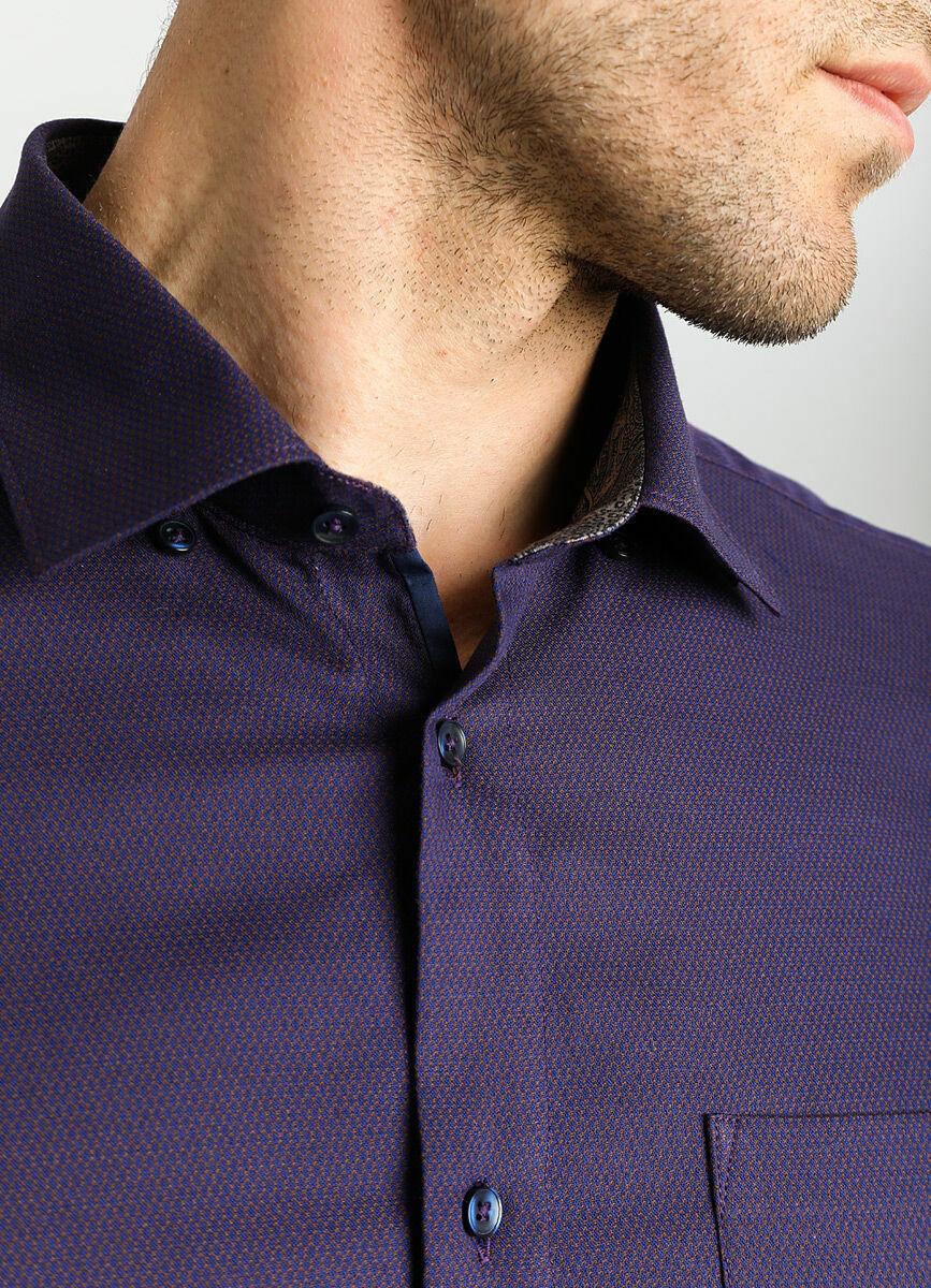 Рубашка из жаккардовой ткани в подарочной коробке