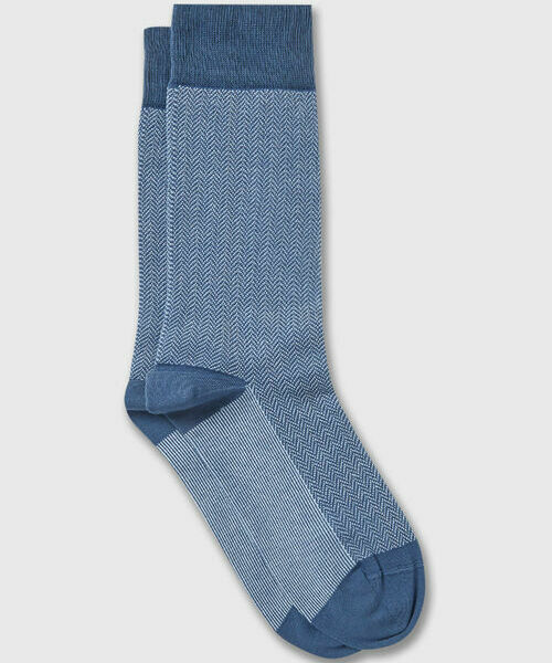 Фото - Носки с жаккардом носки