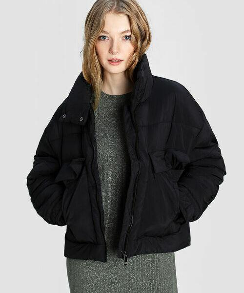 Короткая куртка с большими карманами короткая куртка deer and birds l0386 386