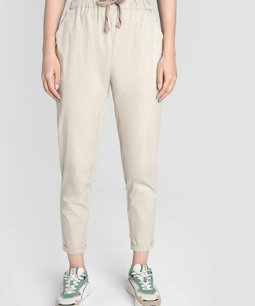 Хлопковые свободные брюки jupe by jackie хлопковые брюки