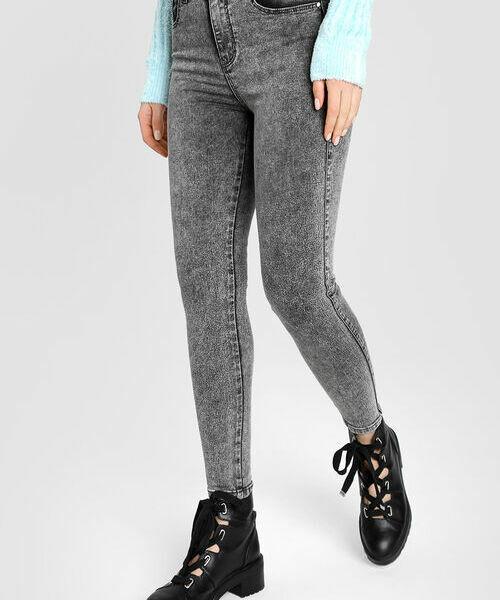 Узкие джинсы «5 карманов»