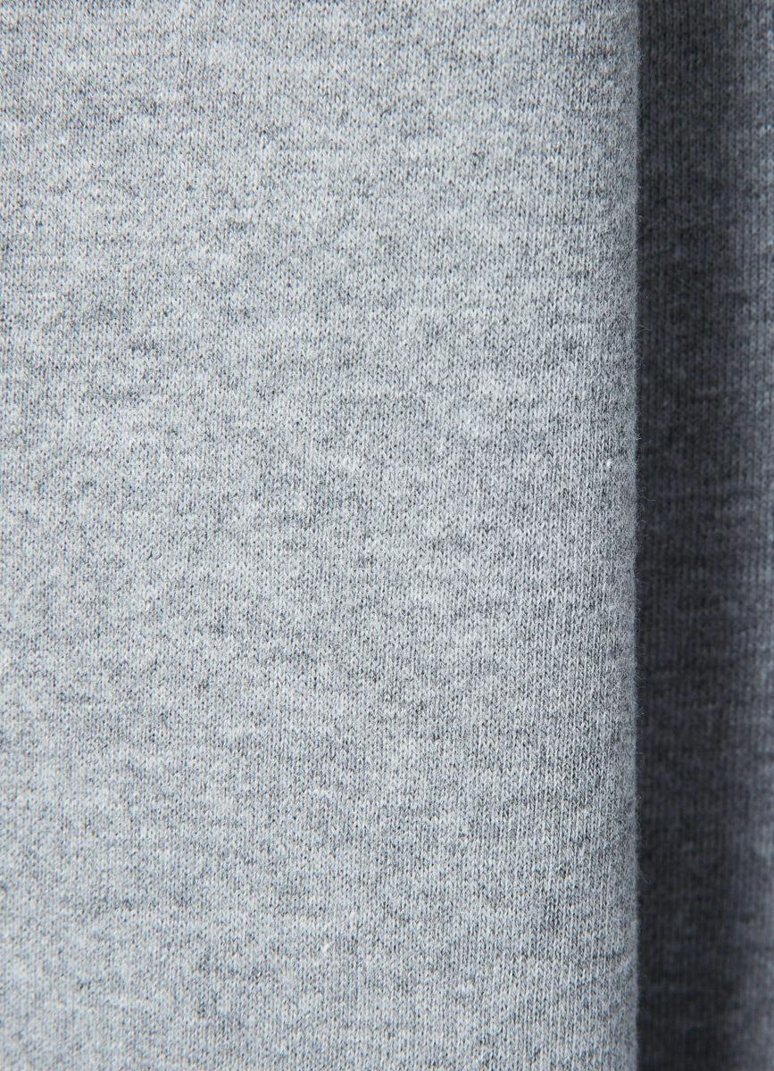 Платье-толстовка с капюшоном