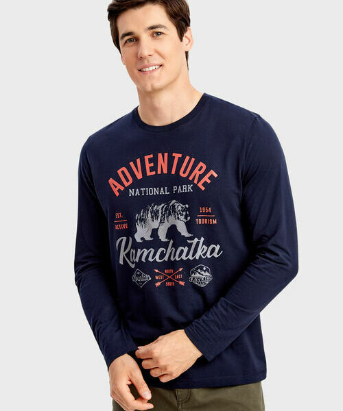 Футболка с длинным рукавом shirt trueprodigy рубашки с длинным рукавом