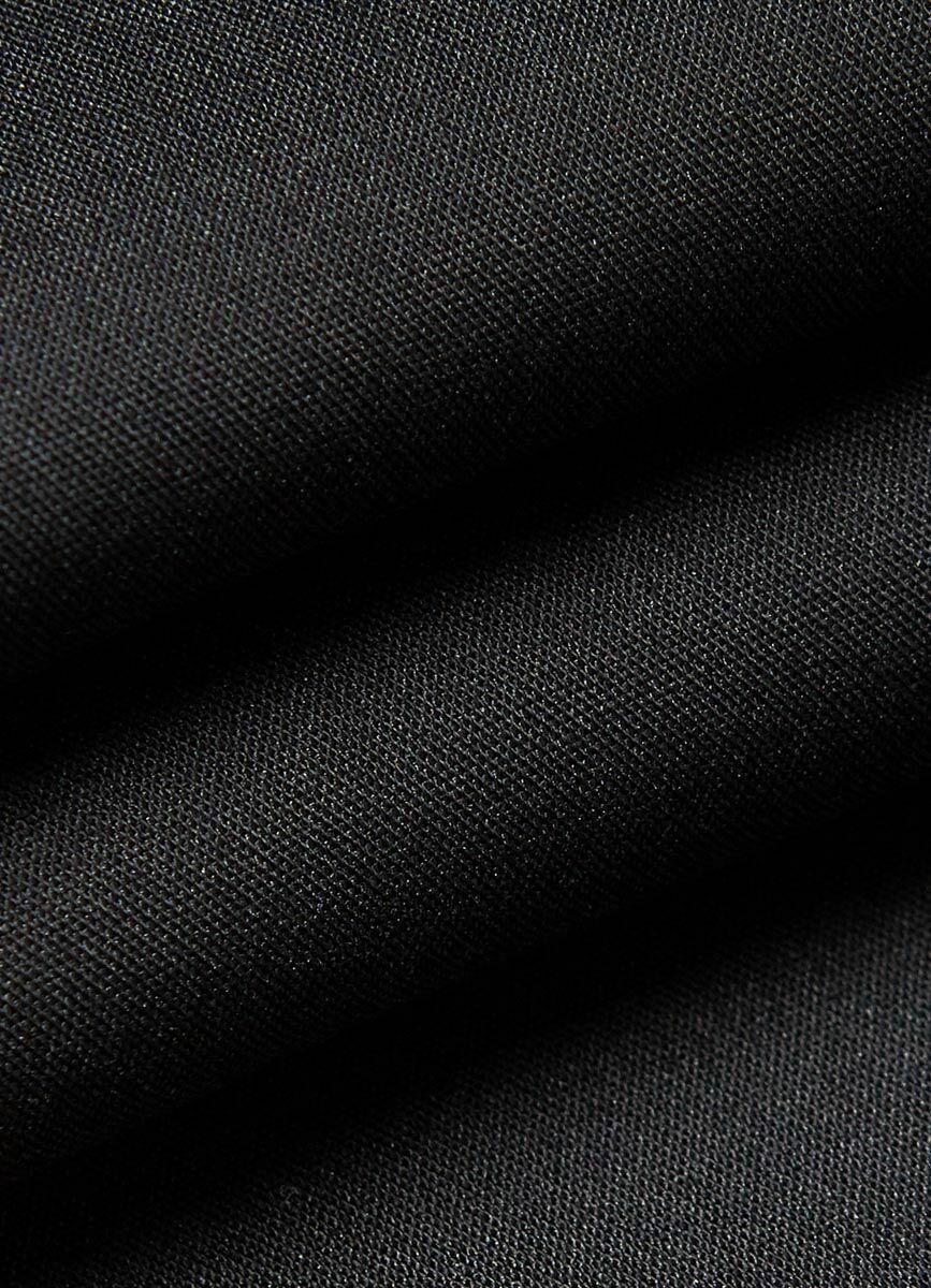 Брюки-дудочки с карманами на молнии