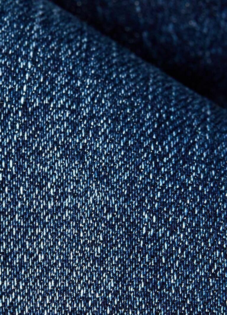 Узкие джинсы с заклёпками