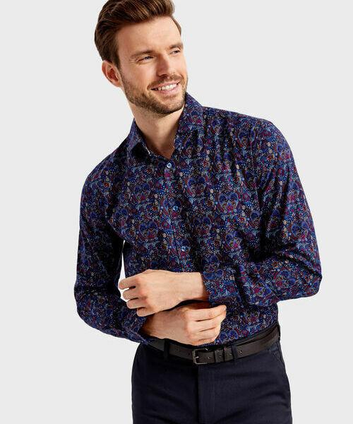 Фото - Рубашка с принтом Paisley фото