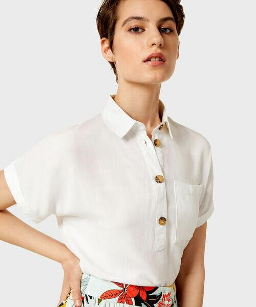 Фото - Рубашка с карманом рубашка greg greg mp002xm05sgb