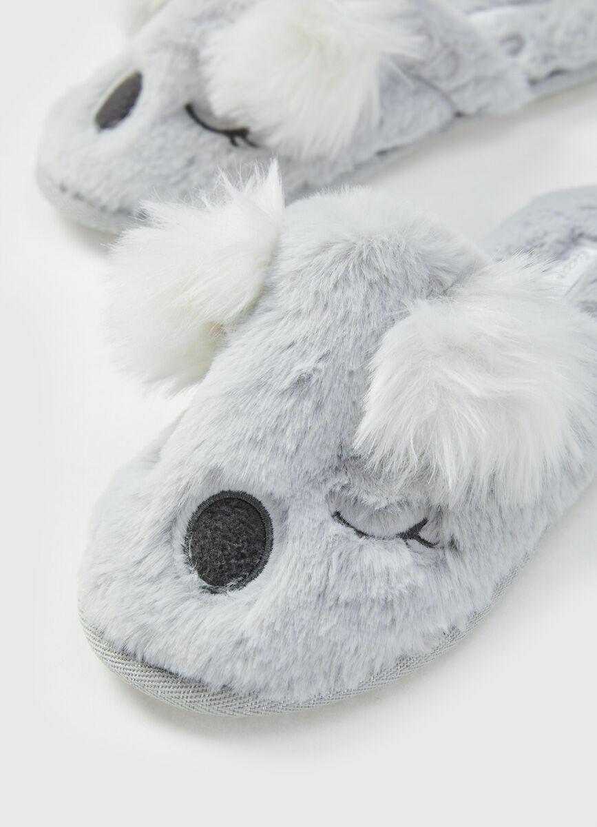 Тапочки с коалами