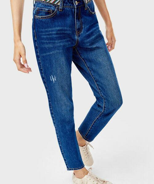 Фото - Свободные джинсы фото