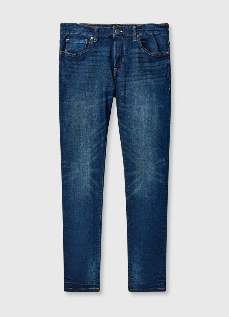 Базовые джинсы суперскинни