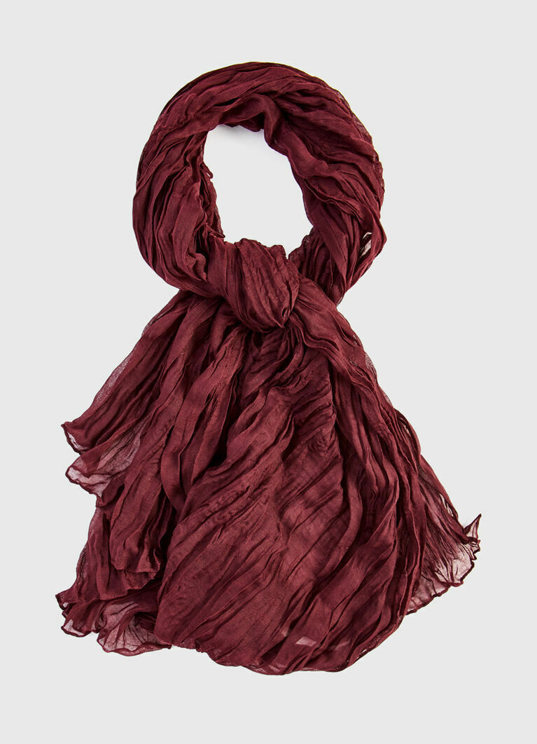 Базовый шарф