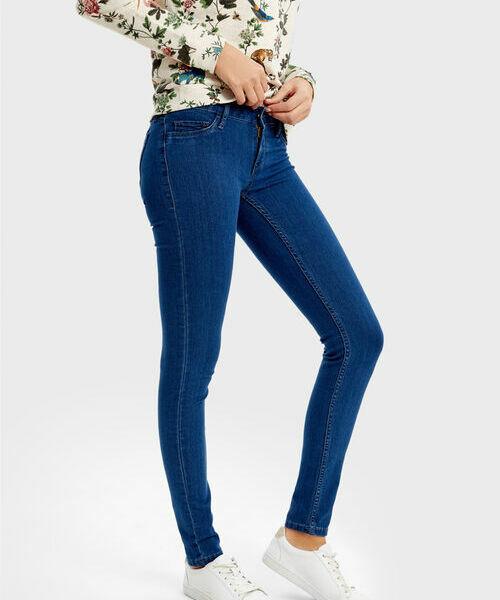 Фото - Базовые суперузкие джинсы фото