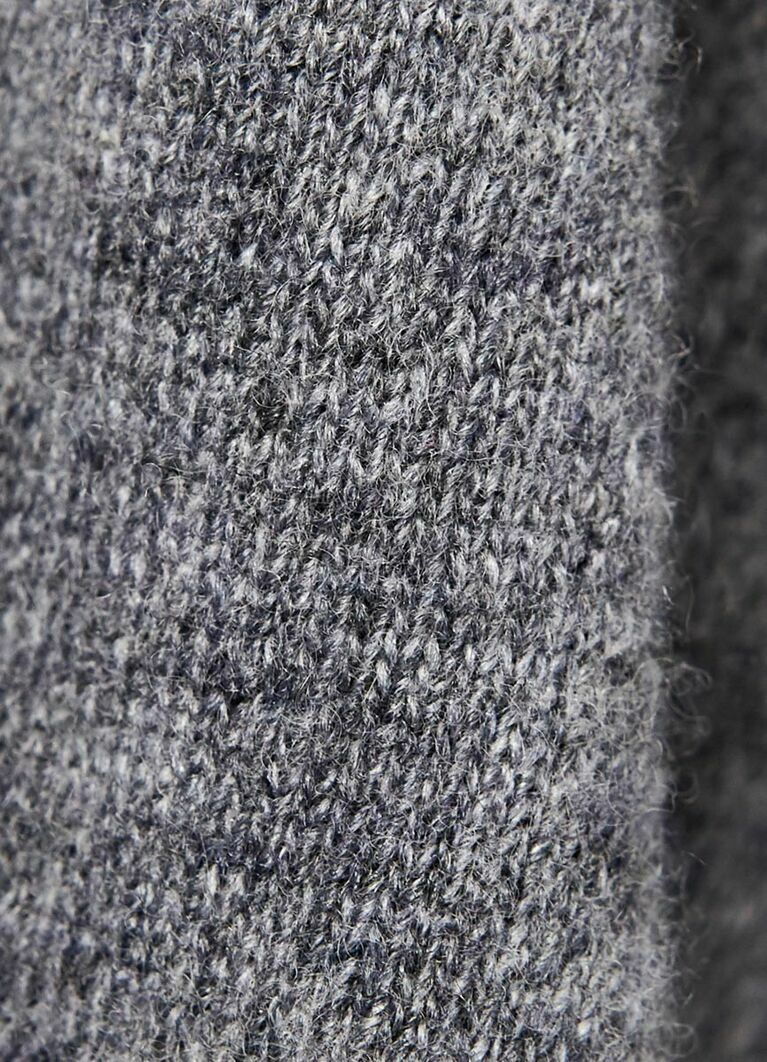 Джемпер-водолазка из шерсти с кашемиром
