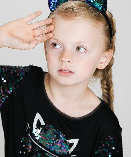 Ободок для волос для девочек canpol ободок защитный для мытья волос цвет голубой