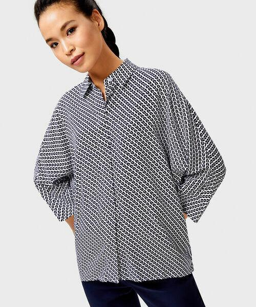 Вискозная рубашка с принтом все цены