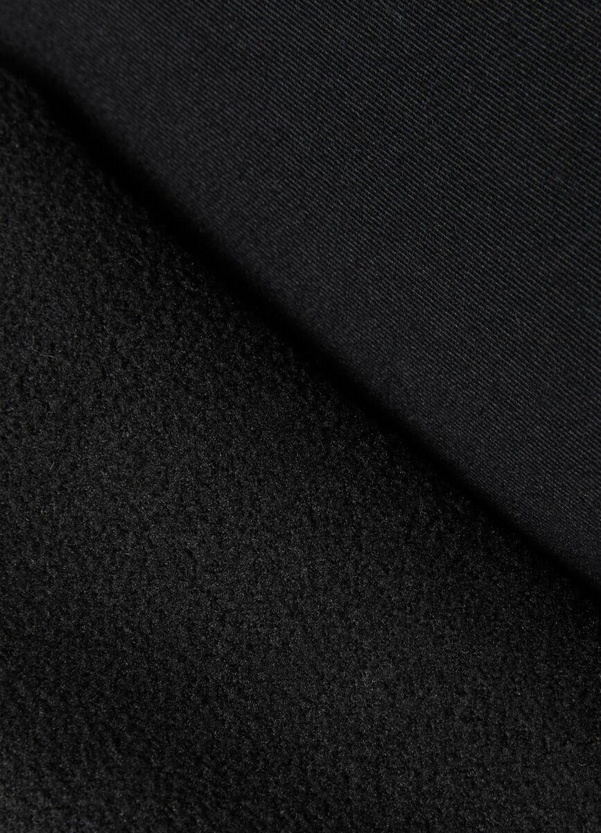 Брюки «5 карманов» с накатом из флиса