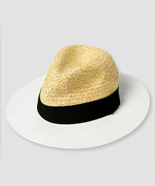 Соломенная шляпа шляпа herman conquest s1817 beads