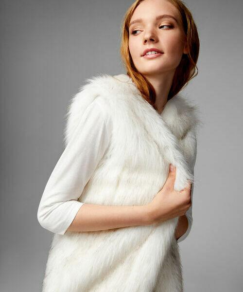 Жилет из искусственного меха женская одежда из меха other s xl 2388