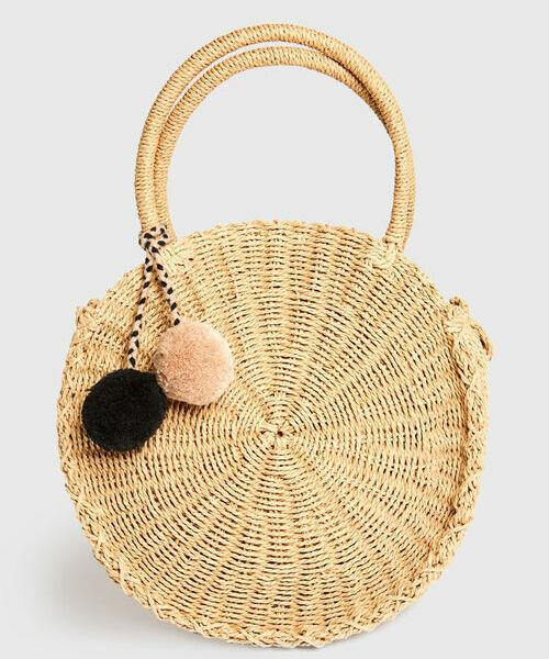 Соломенная сумка сумка suffle suffle mp002xw1hwcf
